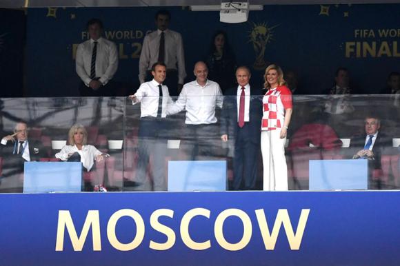 """Tổng thống Croatia: """"Dù thế nào chăng nữa, chúng tôi vẫn là nhà vô địch"""" ảnh 3"""