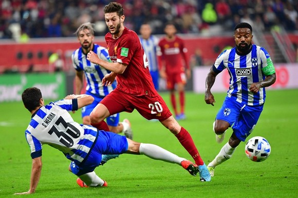 """""""Siêu dự bị"""" Firmino đưa Liverpool vào chung kết ảnh 1"""