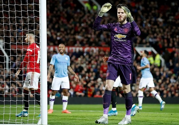 Quỷ đỏ thua thảm derby Manchester ngay tại Old Trafford ảnh 1