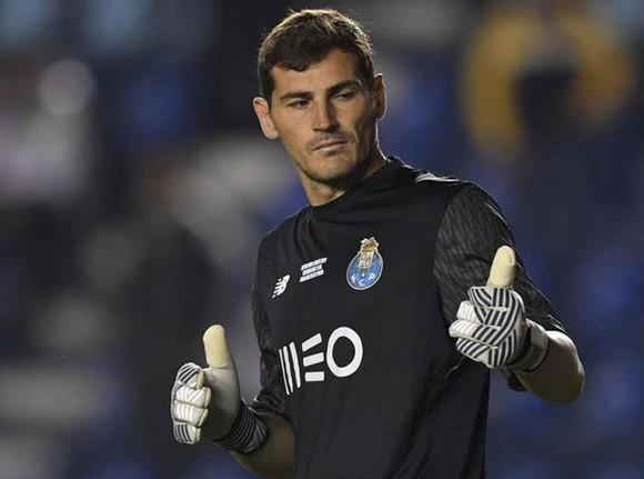 Iker Casillas đã kết thúc sự nghiệp và sẵn sàng cho chương mới trong cuộc đời. Ảnh: Getty Images