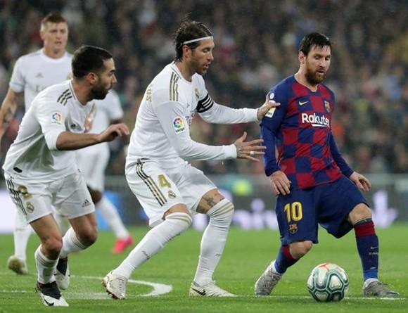 HLV Zidane và liều thuốc tinh thần El Clasico ảnh 1