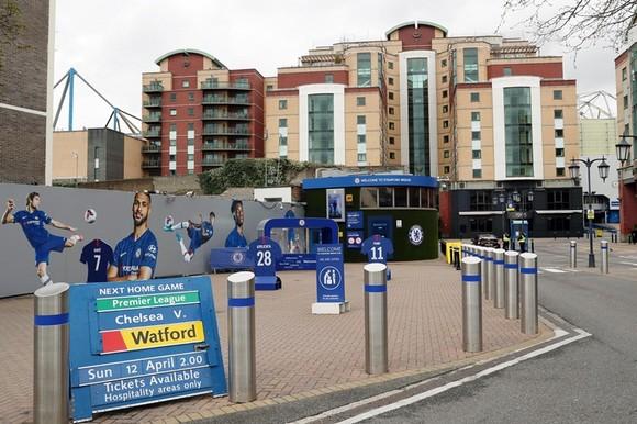 Chelsea sẽ góp cơ ngơi này cho công tác chống dịch trong ít nhất 2 tháng tới.