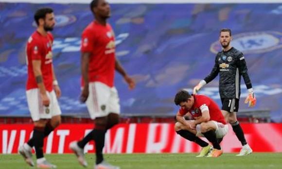 Manchester đại bại, chung kết FA Cup toàn London ảnh 1