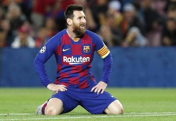 Tương lai Lionel Messi là chủ đề chính tại Barca vào lúc này. Ảnh: Getty Images