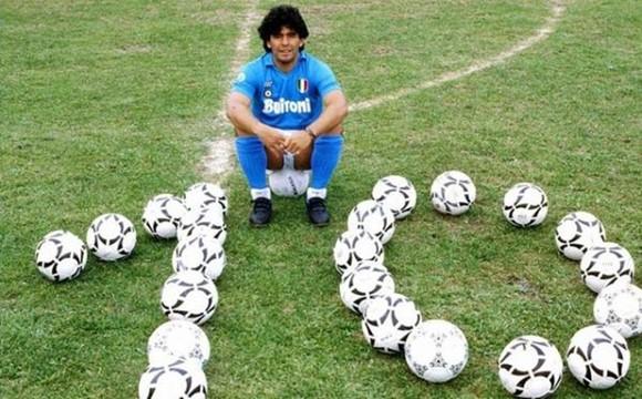 """Thế giới tiếc thương """"Cậu bé vàng"""" Diego Maradona ảnh 1"""