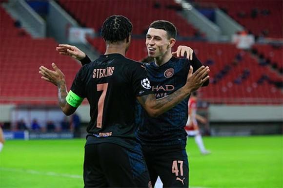 Bayern và Man.City đi tiếp, Atalanta khiến Liverpool phải đợi ảnh 1