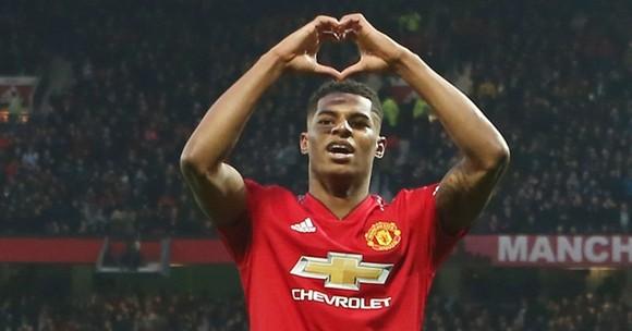 """Marcus Rashford muốn """"trả ơn"""" Man.United đến cuối sự nghiệp. Ảnh: Getty Images"""