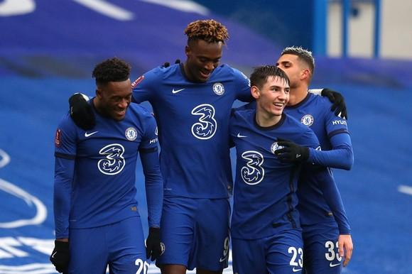 FA Cup: Man.Unted tiễn chân Liverpool, Chelsea giảm áp lực lên Lampard ảnh 1