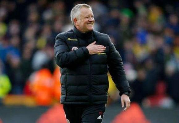 Sheffield United và HLV Chris Wilder đã chia tay nhau trong sự đồng thuận. Ảnh: Getty Images