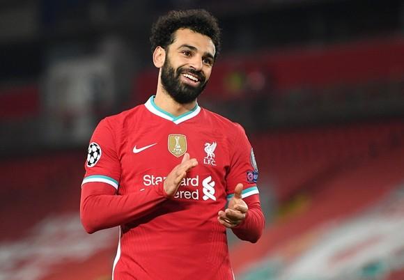 Mohamed Salah tự tin vào cơ hội thành công ở Champions League. Ảnh: Getty Images