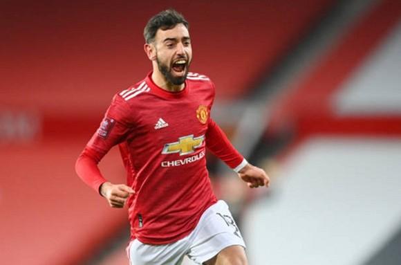Bruno Fernandes thúc giục Man.United nhanh chóng hướng đến thành công. Ảnh: Getty Images