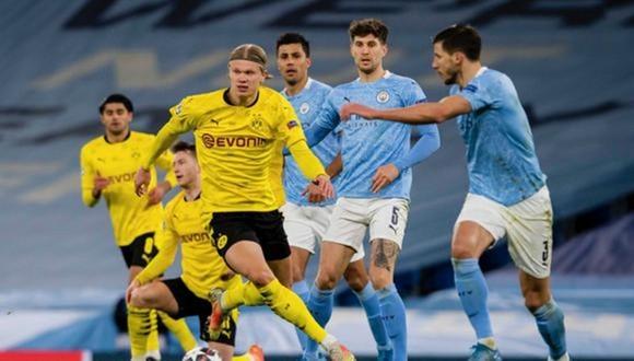 Man.City thắng nhọc, cửa vẫn mở với Dortmund ảnh 1
