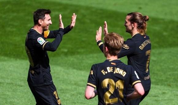 Atletico thua tại Bilbao, đường đua La Liga thêm nóng bóng ảnh 1