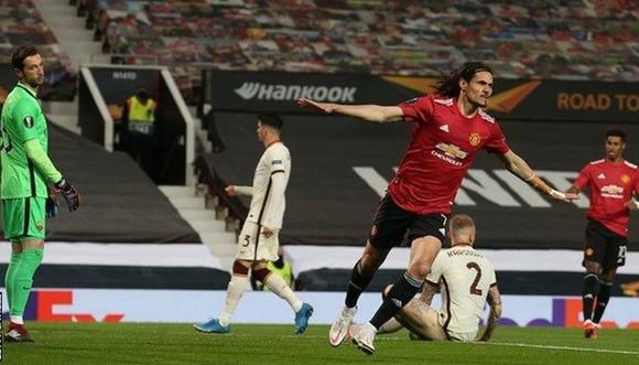Europa League: Man.Unted vùi dập Roma mở toang cánh cửa chung kết ảnh 1