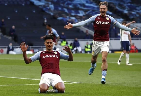 Aston Villa sáng cơ hội giành suất châu Âu sau chiến thắng. Ảnh: Getty Images