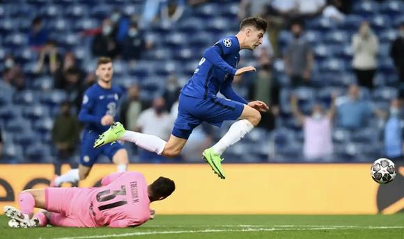 Chelsea xứng đáng lần thứ 2 nâng cúp Champions League  ảnh 1