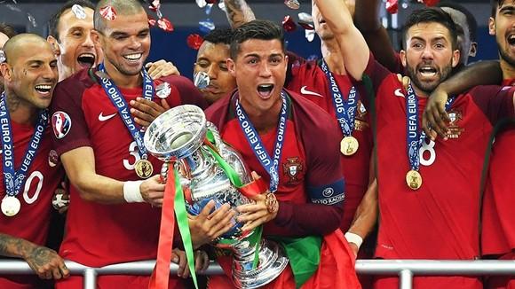 Bồ Đào Nha là đội đầu tiên vô địch giải đấu dù không thắng một trận nào ở vòng bảng.