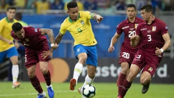 Khai mạc Copa America 2021: Brazil thắng dễ Venezuela kiệt quệ ảnh 1