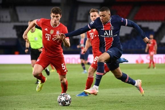 Bayern Munich và Paris SG mùa qua là lần cuối cùng luật bàn thắng sân khách có hiệu lực.