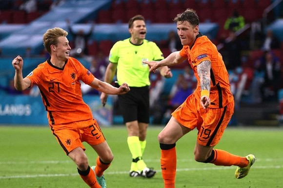 """HLV De Boer: """"Hà Lan đã sẵn sàng vô địch"""" ảnh 1"""