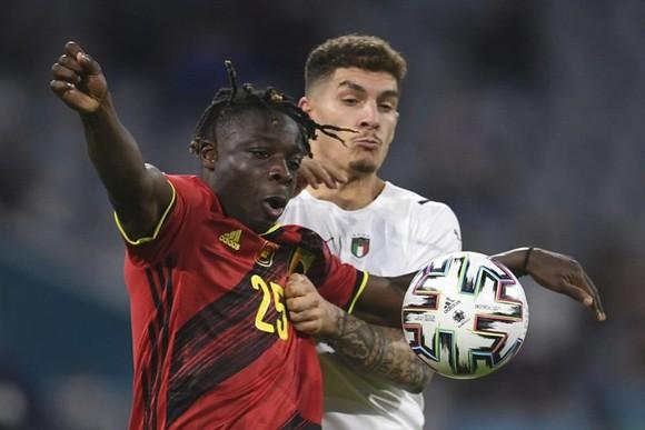 Bỉ - Italy 1-2: Azzurri mạnh mẽ tiến vào bán kết ảnh 2