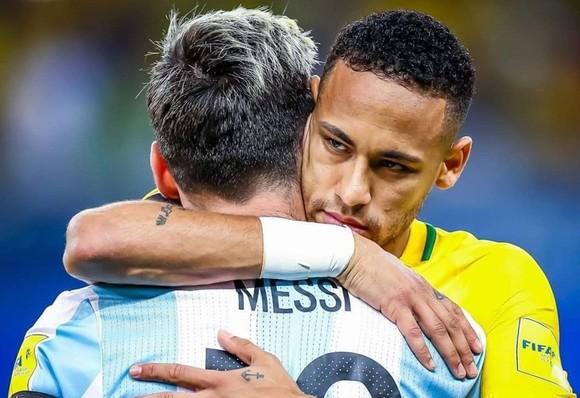 Copa America 2021: Neymar chỉ trích người hâm mộ Brazil vì ủng hộ Messi  ảnh 1