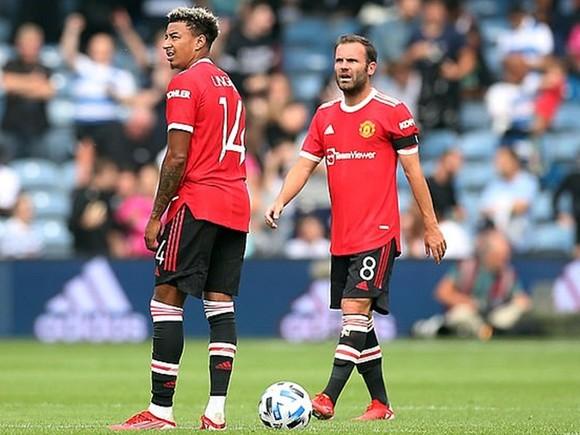 Jesse Lingard ghi bàn nhưng Man.United vẫn thua nặng nề.