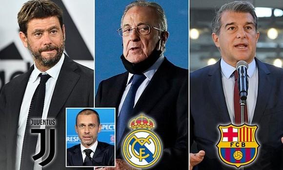 Tòa yêu cầu UEFA hủy mọi án phạt liên quan Super League  ảnh 1