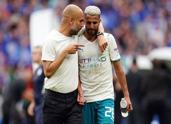 HLV Pep Guardiola mong chờ những điều tốt đẹp hơn trong thời gian tới. Ảnh: Getty Images