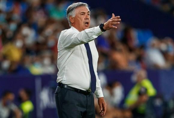 HLV Carlo Ancelotti đang mong chờ sự bổ sung từ Kylian Mbappe.