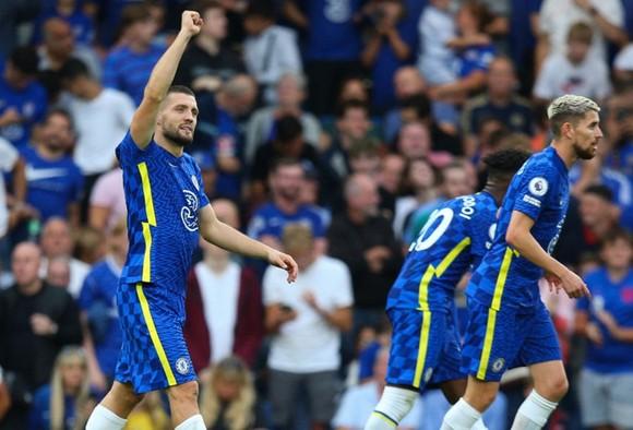 Lukaku lập cú đúp giúp Chelsea khuất phục Aston Villa ảnh 1