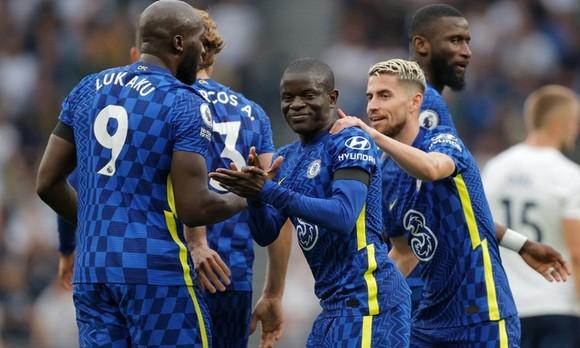 Thắng thuyết phục derby London, Chelsea lên ngôi đầu ảnh 1