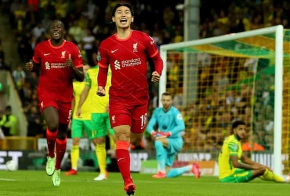 Man.City, Liverpool dễ dàng vào vòng 4 Cúp Liên đoàn ảnh 1