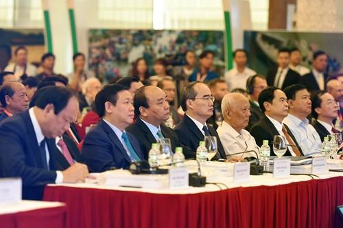 Thủ tướng chủ trì Hội nghị phát triển bền vững ĐBSCL ảnh 1