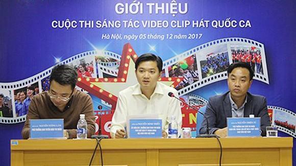 """Trung ương Hội Sinh viên Việt Nam phát động sinh viên sáng tác video clip """"Tự hào Tổ quốc Việt Nam"""""""