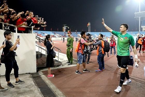 Đặng Văn Lâm sang thi đấu ở giải ngoại hạng Thái Lan (Thai-League)