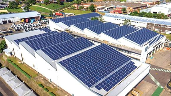 Điện mặt trời áp mái - Lựa chọn hợp lý trong phát triển năng lượng tái tạo