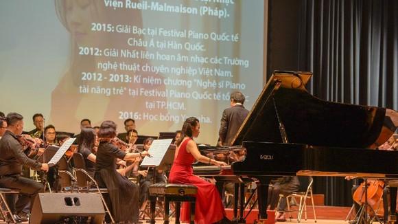 Chương trình hòa nhạc nhân kỷ niệm 25 năm thành lập Đại học Văn Lang