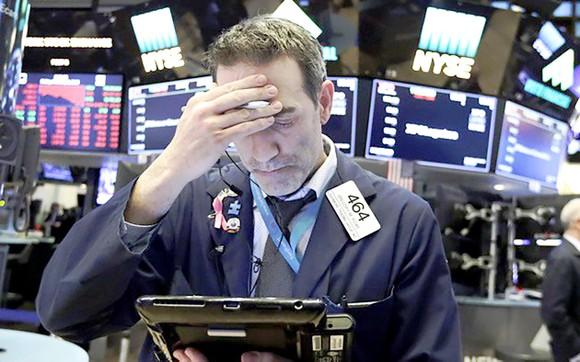 Một phiên giao dịch tại thị trường chứng khoán New York