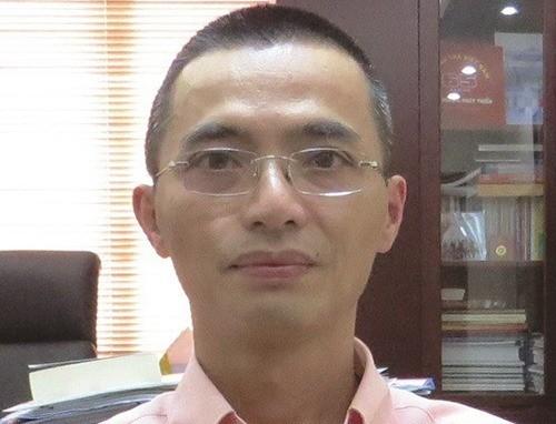 Bị cáo Đặng Anh Tuấn, cựu Chánh Thanh tra Bộ TT-TT. Ảnh: Báo Thanh tra