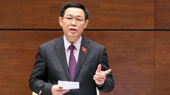 Ông Vương Đình Huệ đã được phê chuẩn giữ chức Trưởng đoàn Đại biểu Quốc hội TP Hà Nội. Nguồn: VOV