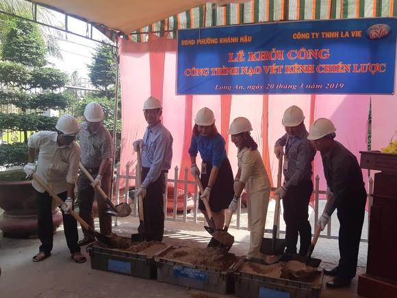 La Vie và Nestlé Việt Nam chung tay quản lý nguồn nước, giảm thiệt hại từ hạn mặn ảnh 2