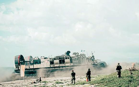 Quân đội Mỹ tập trận ở Philippines trong năm 2019