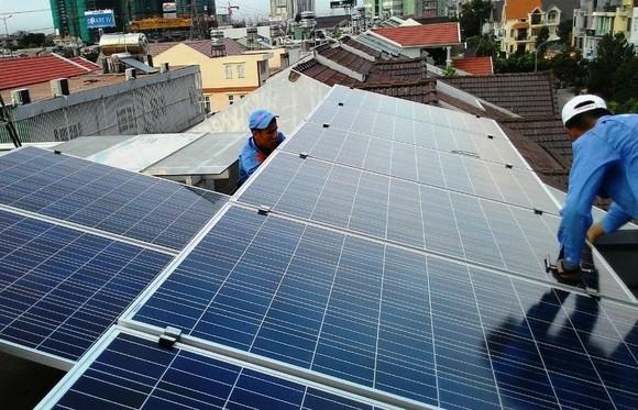 Cả nước có 42.187 dự án điện mặt trời mái nhà