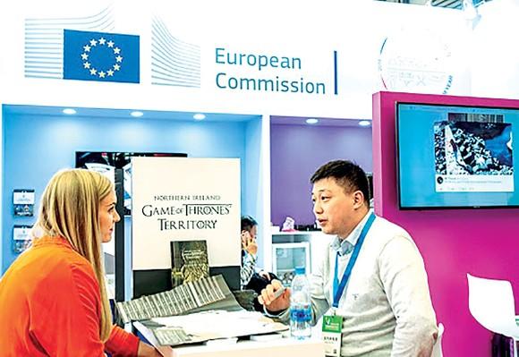 Doanh nghiệp Trung Quốc nỗ lực xúc tiến thương mại, tăng đầu tư vào châu Âu