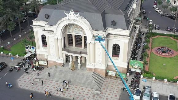 Nhà hát Thành phố hiện nay