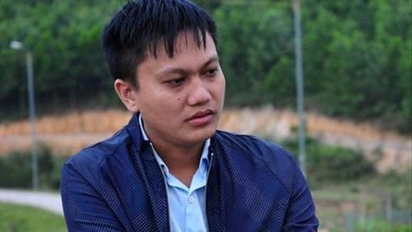 Trước đó, ngày 5-9, Cơ quan CSĐT Công an tỉnh Quảng Ninh đã khởi tố vụ án, khởi tố bị can, lệnh tạm giam đối với Hoàng Văn Trình (phóng viên Báo điện tử Dân Việt) về hành vi nhận hối lộ 250 triệu đồng. Ảnh: TTXVN