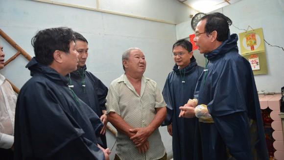 Bí thư Thành ủy TPHCM Nguyễn Văn Nên: Chống ngập cần phải làm đồng bộ ảnh 3