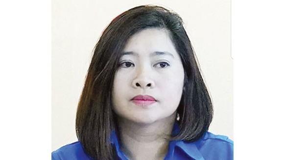 Bà Đỗ Thị Kim Hoa, Giám đốc Trung tâm Tình nguyện quốc gia