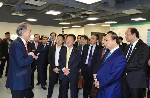 """Thủ tướng khởi động mạng lưới Logistics thông minh ASEAN (ASLN) với dự án đầu tiên """"Trung tâm Logistics ICD Vĩnh Phúc"""" ảnh 2"""
